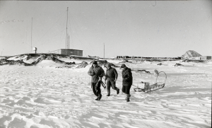 history of the Hornsund Polish Polar Station