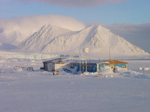 Polish Polar Station Hornsund